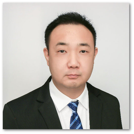 portrait picture of Yue Wang