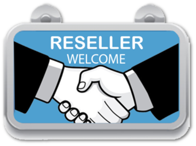 Welcome as Reseller